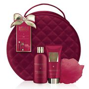 Midnight Fig & Pomegranate Collection Vanity Bag by Baylis & Harding