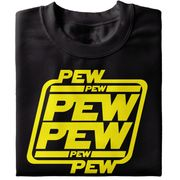 Free Star Wars T-Shirt (Worth £9.99) - Just 99p Delivery!