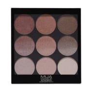 MUA Gradient Light Palette Bronzed Delights 002