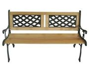 WestWood 3 Seater Outdoor Wooden Garden Bench (please check size before you buy)