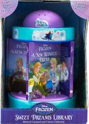 Disney Frozen Sweet Dreams Library Musical Kids Carousel 5-Book Collection