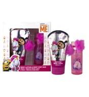 Minions Unicorn Body Mist 75ml Gift Set for Kids