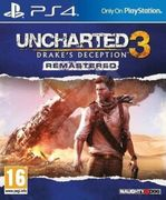 PS4 Download | Uncharted 3: Drakes Deception Remastered £4.99