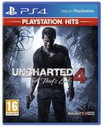 PS4 Uncharted 4: A Thief's End £10.99 at Very (Free Click & Collect)