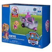 PAW Patrol Skyes Transforming Helicopter with Flip-Open Turbines