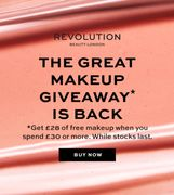 £28 Makeup Free When You Spend £30