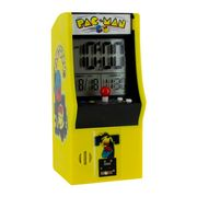Pac-Man - Arcade Alarm Clock - Free Delivery with Code