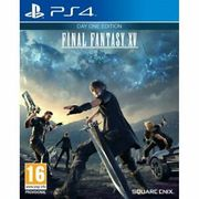 PS4 Final Fantasy XV Day One Edition £8.89 Delivered at Ebay