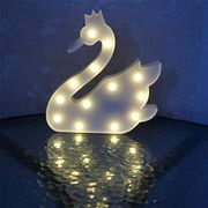 LED Swan Shaped Light