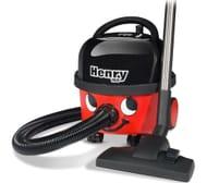 NUMATIC Henry HVR160 Cylinder Vacuum Cleaner - Red