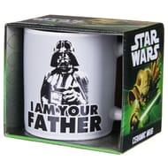 Star Wars I Am Your Father Darth Vader Boxed Mug
