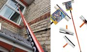 11ft Telescopic Window Cleaning Kit for £7.99