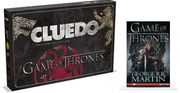 Cluedo Game Of Thrones + A Song of Ice & Fire Book 1 £20.98 at WHSmith