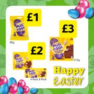 Mini Egg, Mini Egg Cakes & Mini Egg Gateau on Sale!