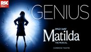 London Theatre Break: Hotel, Breakfast & Matilda the Musical