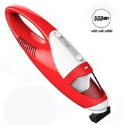Fortune Dragon Handheld Cordless Vacuum Cleaner - Rechargeable with Micro USB