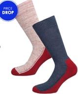 Levis Mens 2 Pack Socks SAVE 70%