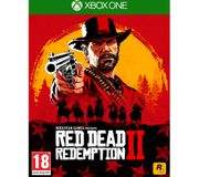 XBOX ONE Red Dead Redemption 2 - Save £10