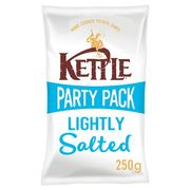 Kettle Chips Lightly Salted 250g - 40% Off