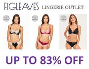 Do You Know about FIGLEAVES LINGERIE OUTLET? up to 83% Off