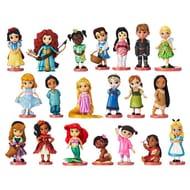 Disney Store Disney Animators' Collection Mega Figurine Playset