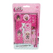 Lol Surprise 5 Piece Stationary Set Only £1