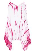 Pink Tie Dye Longline Top Size 16 and 18