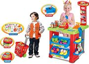 Vinsani Kids Light and Sound Supermarket, stall and kitchen