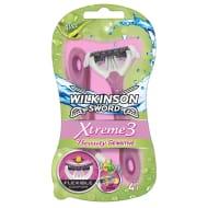 Wilkinson Sword Xtreme 3 Beauty Sensitive Razors 4 Pack