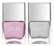 NAILS INC. Holler-Graphic Trend Effects( 2 X 14ml