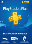 Playstation plus - 3 Month Subscriptions - USA