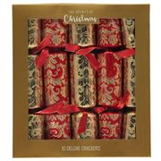 The Spirit of Christmas 10 Deluxe Crackers