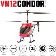 VN12 Condor Large Outdoor Helicopter