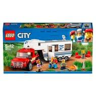 Lego Pickup and Caravan 60182 - save £10