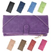 Ladies Synthetic Leather Wallet