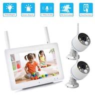 DEAL STACK - 2 X Proper CCTV Cameras + Tablet Monitor - 40% off + £27 Code