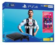 PS4 Slim 500GB Fifa 19 Console Only £249