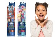 Kids' Oral-B Disney Cars or Princess Toothbrush