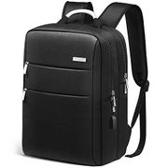 Business Laptop Backpack Water Resistant (Black or Grey)