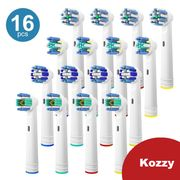 16 Pack Oral B Electric Toothbrush Heads Replacement