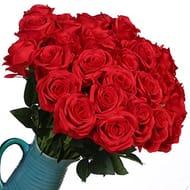 0 Pcs Artificial Silk Roses Flowers Fake Rose