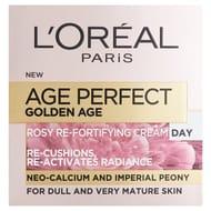L'oreal Paris Age Perfect Golden Age Rosy Day Cream 50Ml