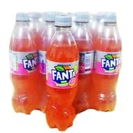12 Bottles of Fanta Zero Grapefruit