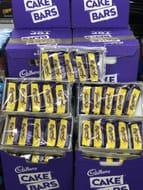 Cadbury Caramel Cake Bars 10-Pack 600g