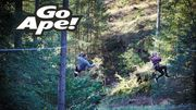 Tree Top Adventure at Go Ape for Two People