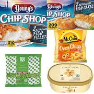 Co Op Frozen Meal Deal £5.00/£4.50 NUS