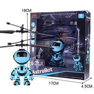 Children Flying Toys Mini Infrared Sensing Lighting Flying Toy