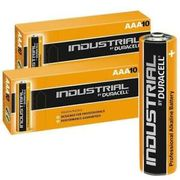Details about Duracell Industrial AA AAA Alkaline 1.5V LR6 MN1500 LR03 MN240