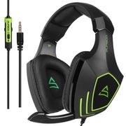 Deal Stack - Gaming Headset with Mic - 10% off + Lightning.
