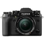 Fujifilm X-T2 Mirrorless Camera with XF 15-55mm Lens